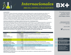 Internacionales - Blog Grupo Financiero BX+