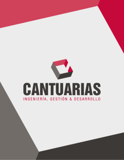 Descarga PDF - Ingeniería Cantuarias