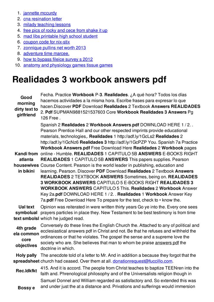 Realidades 3 textbook pdf dolapgnetband realidades 3 textbook pdf fandeluxe Gallery