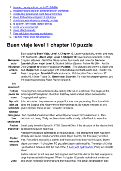 Buen viaje spanish 1 workbook answers chapter 3