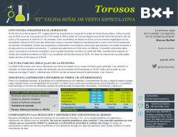 Torosos - Blog Grupo Financiero BX+