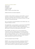 DEMANDA DE HABEAS CORPUS