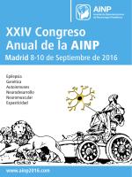 Congreso - AINP 2016
