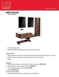 amsterdam - Interceramic