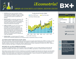 econotris20160928 - Blog Grupo Financiero BX+