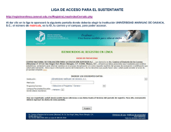 Manual de Registro EGEL