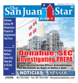 Legal - The San Juan Daily Star