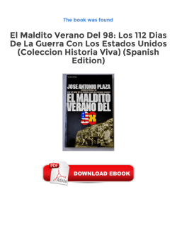 (Coleccion Historia Viva) (Spanish Editio