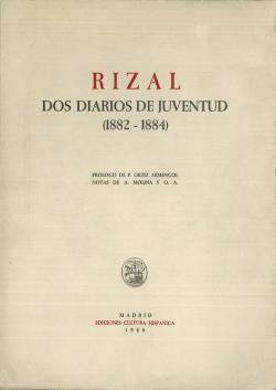 Si pagong at matsing jose rizal rizal dos diarios de juventud 1882 1884 fandeluxe Image collections