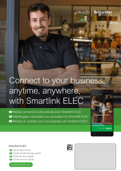 Connect to your business, anytime, anywhere