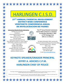 Harlingen CISD / Harlingen Consolidated Independent School District