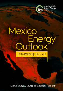Mexico Energy Outlook - International Energy Agency
