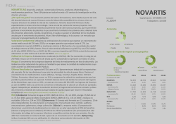 NOVARTIS ficha - Robust Global Investment