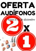 OFERTA EN AUDÍFONOS DIGITALES