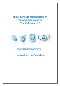 Think Tank - Universidad de Cantabria