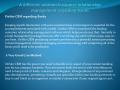A different solution Customer relationship management regarding Banks