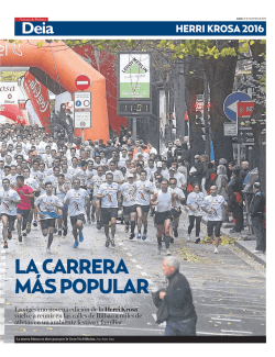 la carrera más popular