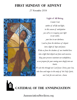 Cathedral of the Annunciation News