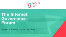 HOTELS AND ROUTES IGF 2016