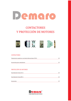 CATALOGO DEMARO