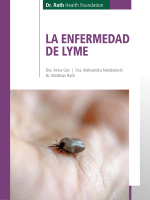 la enfermedad de lyme - The Dr. Rath Health Foundation