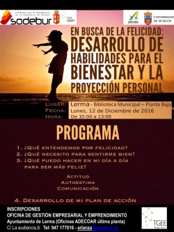 Diapositiva 1 - Emprende Rural