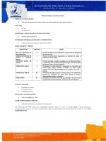 CONVOCATORIA N° 002-2016-ULP/RH. OBJETO DE LA