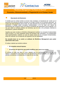 Documento - Contactus Consulting