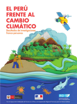 Cambios climáticos del Holoceno (PDF Available)