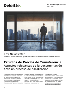 170110 - Tax Newsletter Enero 2017 baja