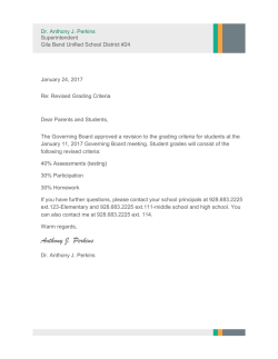 Letterhead (Sales stripes) - Gila Bend Unified School District