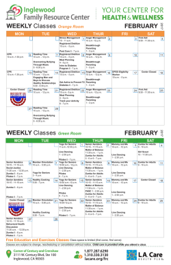 february february - LA Care Health Plan