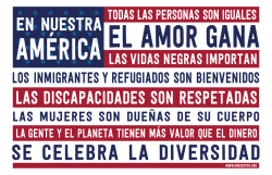las vidas negras importan - Posters For Progressives
