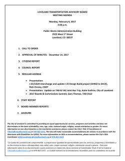 TAB Meeting Agenda 02-06-17