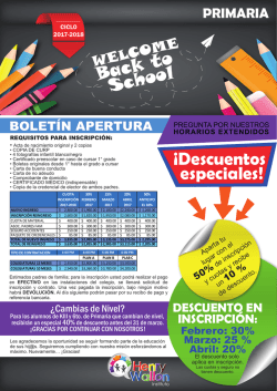 Descarga Info Primaria - Instituto Henry Wallon