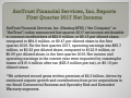 AmTrust Financial Services, Inc. Reports First Quarter 2017 Net Income