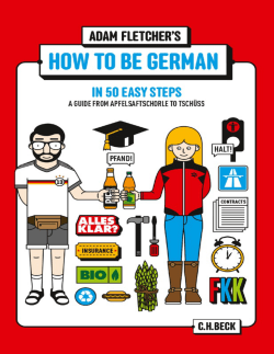 How to be German in 5o easy steps