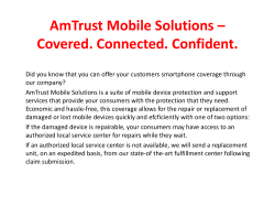 AmTrust Mobile Solutions – Covered