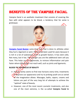 Benefits of the vampire facial (1)